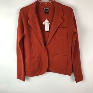Audrey & Grace New Cardigan Sweater Medium